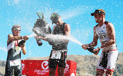 Records fall as Challenge Wanaka prepares to celebrates 10 years of world-class triathlon